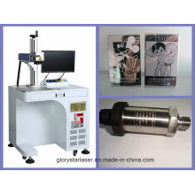 Fiber Laser Marking Machine With10W/ 20W Ipg Laser Generator