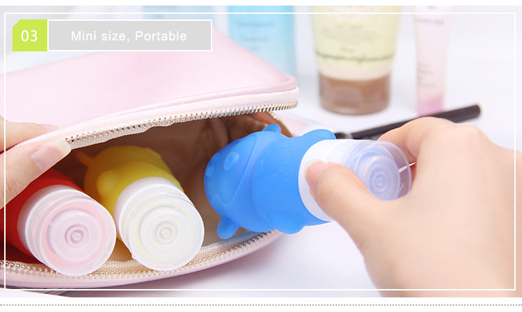 Travel Size Empty Plastic Bottles