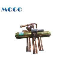 HVAC split a/c valves, 4 way reversing valves
