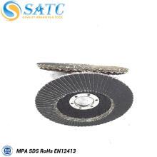 disco de aleta de respaldo de fibra de vidrio T27 y T29 de venta caliente