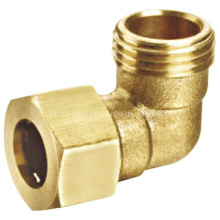 Brass Female and Male Elbow Fitting (a. 0460)