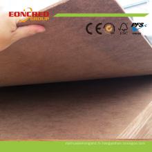 Isorel 1220X2440mm couleur brun foncé