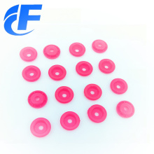 Professional for Plastic Snap Fastener For Raincoat Recyled round shape plastic snap button supply to Italy Importers