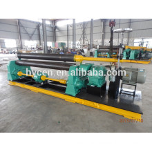 mechanical plate rolling machine w11-16*3000/roll plate bending machine