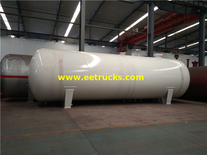 50 Ton Domestic LPG Storage Tanks