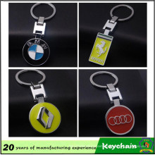 Cheap Promotional Car Logo Keyring