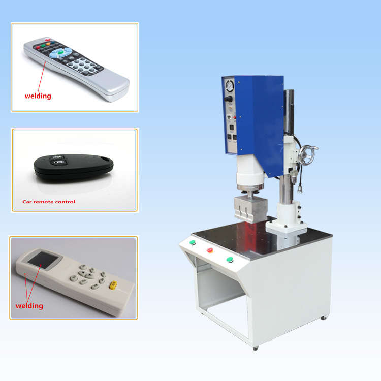 Plastic Remote Control Welding Machines