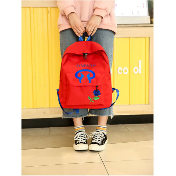 Campus backpack large capacity travel leisure computer bag