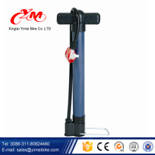 Alibaba dual action bike pump/best bike pump with gauge/cycle pump by hand