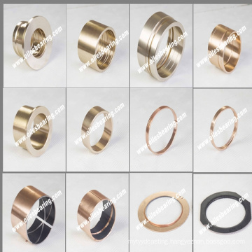 BPW cooper Bushing,BPW axle bronze bearing,BPW Bush bearing supplier