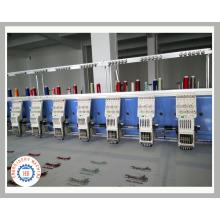 cuero de cabeza alta velocidad multi automatizaron la máquina del bordado en Pakistán