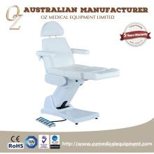 Cama dental do padrão elevado cama motorizada da beleza Cama médica de múltiplos propósitos