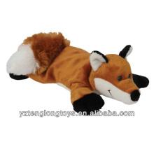 Limpiador de pantalla en forma de animal encantador Limpiador de pantalla móvil de Fox de felpa