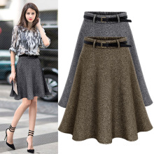 Wholesale High Quality Fashion A-Line Women Skirt