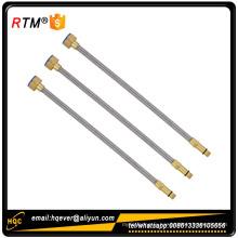 B17 4 13 en acier inoxydable cuisinière à gaz tuyau tuyau ondulé tuyau flexible