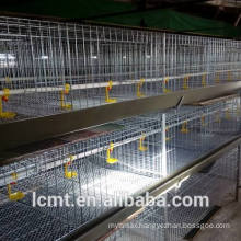 Broiler cage equipment for poultry and broilers raising