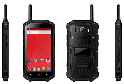 IP68 Standard Walkie Talkie Mobile SmartPhone