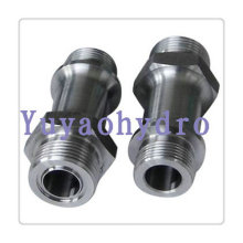 Special Pipe Fittings with Orfs Tube Connection