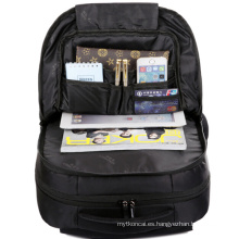 La mochila negra de alta calidad 2015 (hx-q020)