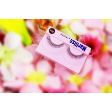 Easiest Beautiful Tip Mellow False Bottom Lashes With Human Hair