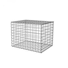 Galvanized PVC Gabion Box Price Gabion Cages