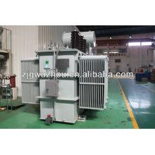 69kV -110kV Umspannwerk Öl-eingetaucht Gleichrichter Transformator-Transformator Gleichrichter-Einheit