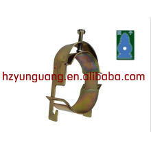 2015 new electric power Line hardware connect fasten construction cable pole accessory double ear clamp metal hook