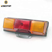 3 Colors Motorcycle CJ-K750 Taillight Rear lamp for 750cc Stop Light