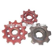 customerized cast iron chain wheel for boiler/various sprocket
