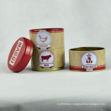 Bulk Tea Canisters, Tin Container, Tea Packaging Tin Box