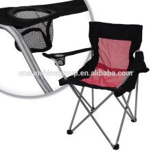 Folding full mesh outside chairs