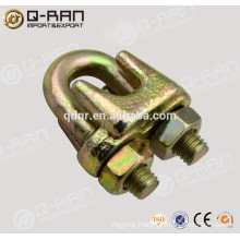 Carbon Steel Rigging Forged Galvanized Type A Wire Rope Clip