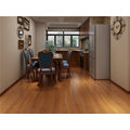 12.3mm hot selling synchronzied surface laminate flooring