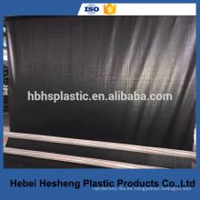 Precio de fábrica y tejido tejido de polietileno personalizado