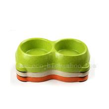 Bamboo Fiber Pet Bowl (BC-PE6007)