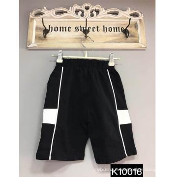 Pantalon de denim bermuda de pantalon de denim de qualité supérieure de garçon de plage décontractée de Boy Beach pour des garçons