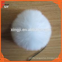 Rex Rabbit Fur Pom Pom