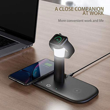 Triple Wireless Charger 5 Coil Wireless Charger