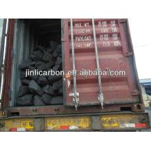 bloc de carbone / bloc de carbone d'anode