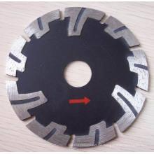 Lange und kurze Segment Turbo Diamant Sägeblatt