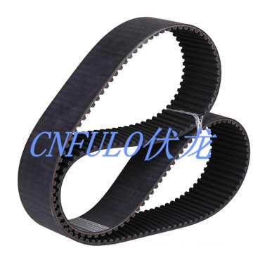 Industrial Rubber Neoprene Timing Belt, Power Transmission/Texitle/Printer Belt, 1110h