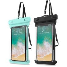Bolsa universal para teléfono móvil sumergible bajo el agua en la tienda