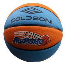 2018 ЕНО дешевые изготовленный на заказ резиновый баскетбольный мяч Size7