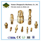 cnc machining hex brass parts for kitchen tools
