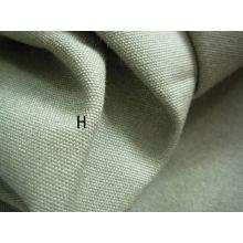 Tecido para sapato, cap, saco de lona algodão de 350g 6s