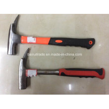 600g Roofing Hammer with Wooden Handle and Fibre Handle