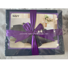 100% Polyester Woven Fabric Bed Sheet
