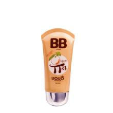 tube cosmétique personnalisé de style coréen sans air de 35ml pour la crème BB