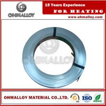 0,5 * 5 mm Fita Ni35cr20 Wire Alumínio recozido para sistema de aquecimento