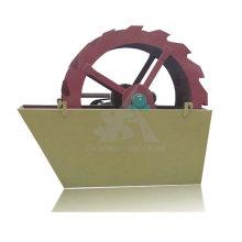 River Sand Washing Machine Wheel Bucket Type Sand Washer